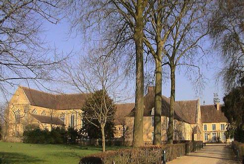 Abbaye de l'Epau, Yvré-l'Evêque